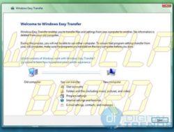 Cómo: Transferir sus datos de XP a Vista