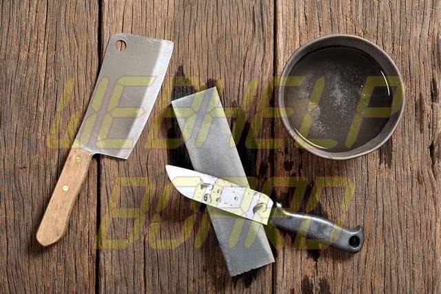 Cómo mantener sus cuchillos peligrosamente afilados