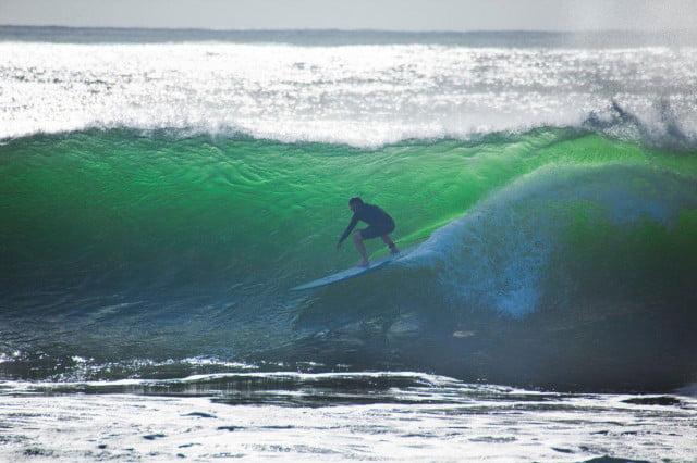 Seis consejos de surf del surfista campeón Rusty Miller