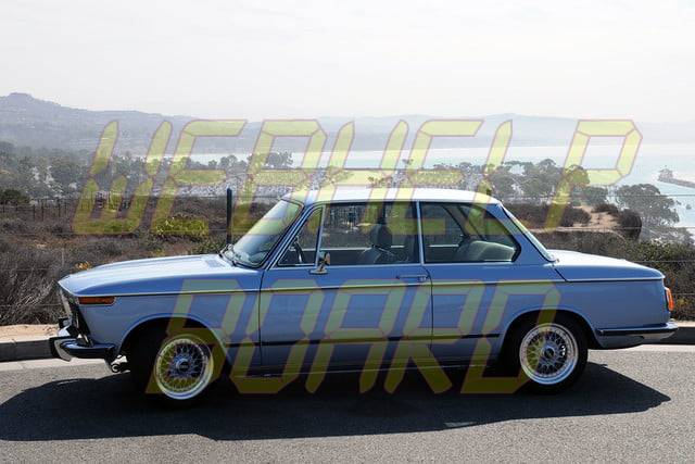 bmw 2002 clarion restomod builds 1974 0719