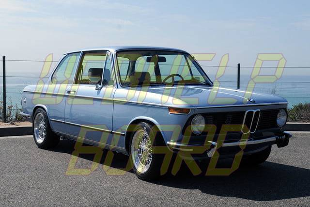 bmw 2002 clarion restomod builds 1974 0727
