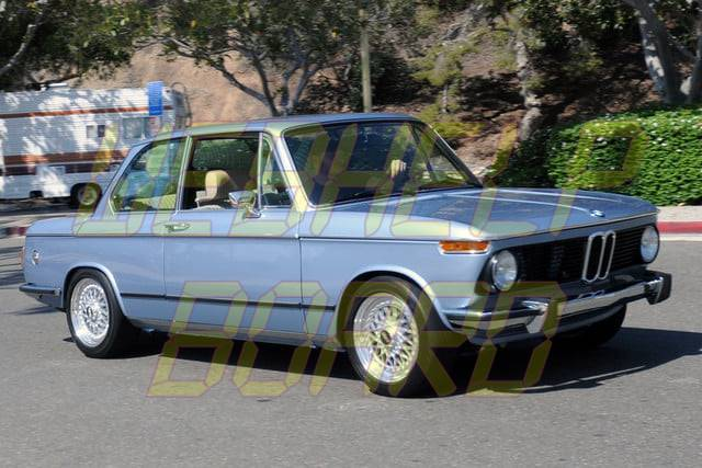 bmw 2002 clarion restomod builds 1974 0807