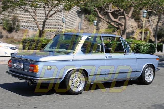 bmw 2002 clarion restomod builds 1974 0813
