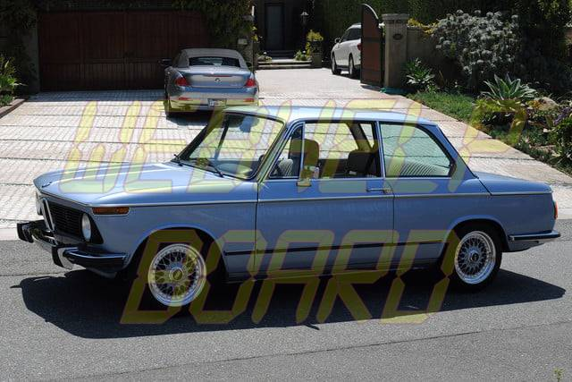 bmw 2002 clarion restomod builds 1974 1011
