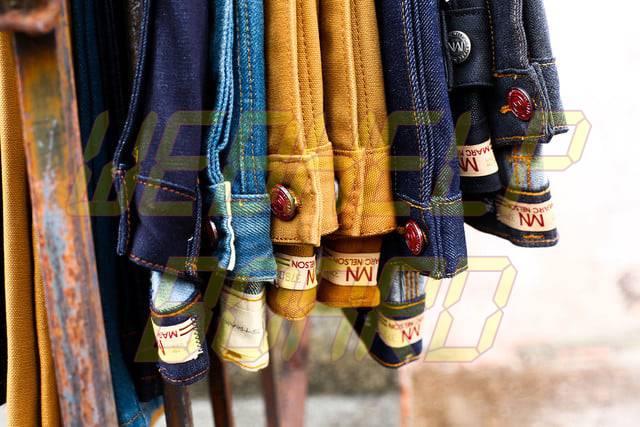 hojear los jeans de herencia de la cerveza de calabaza manual y un kayak estilo ikea marc nelson vaquero es lo que debe tener en su nuevo jean