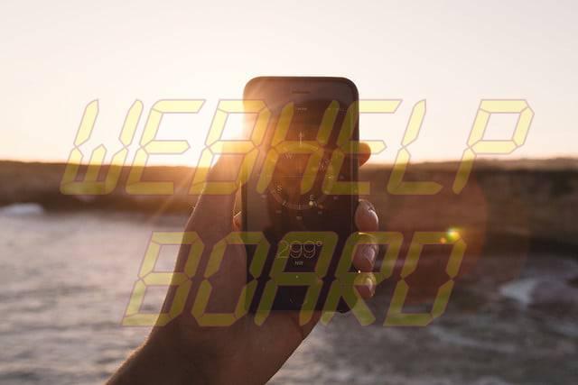 cómo su smartphone podría salvar la vida al aire libre encontrar el camino