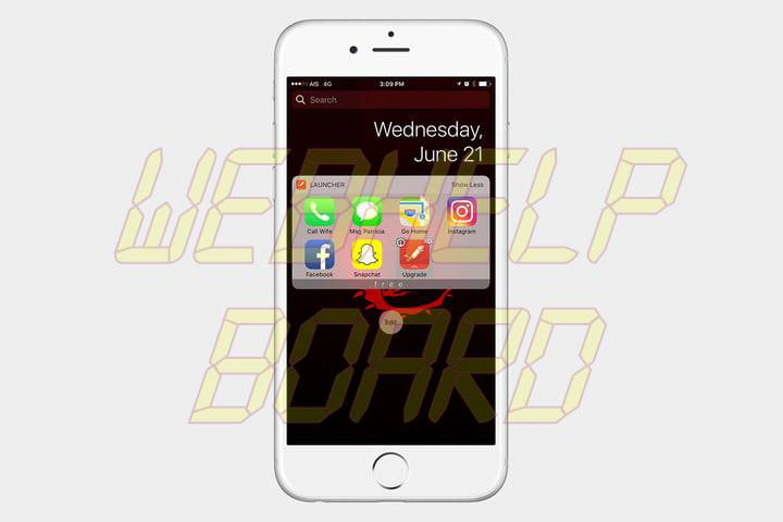 best ios 10 widgets launcher