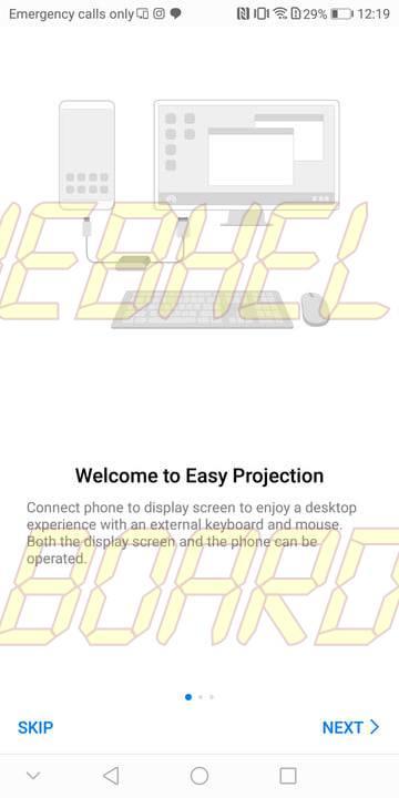 Mate 10 Pro Desktop Mode