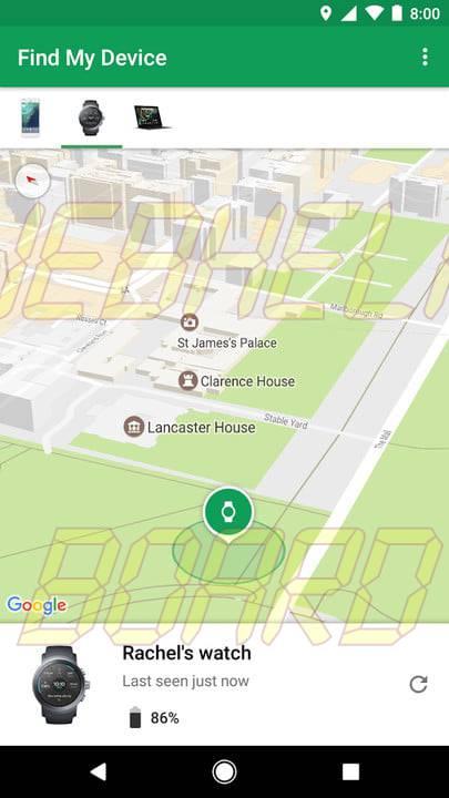 cómo rastrear un teléfono androide google encuentra mi dispositivo 1
