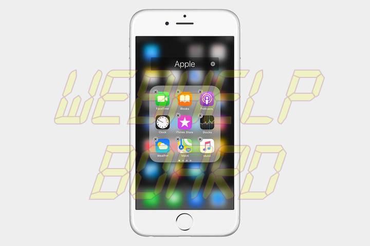 cómo borrar aplicaciones en un iphone 5