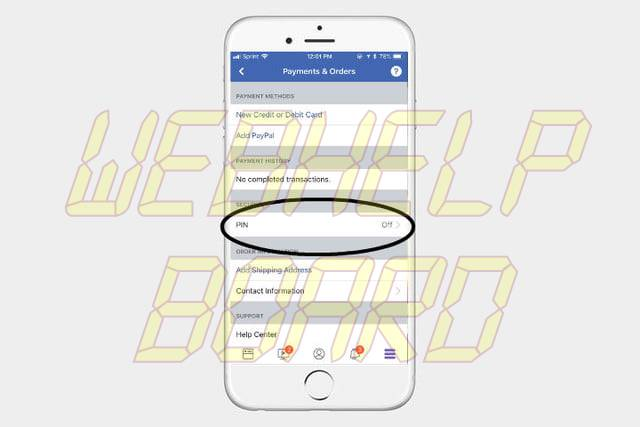 how to send money on facebook fbmoneypin2
