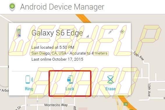 7 Maneras de desbloquear la pantalla de tu dispositivo Android si has olvidado la contraseña-1
