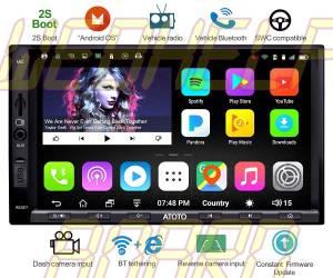 Atoto A6 Double Din Sistema de navegación Android