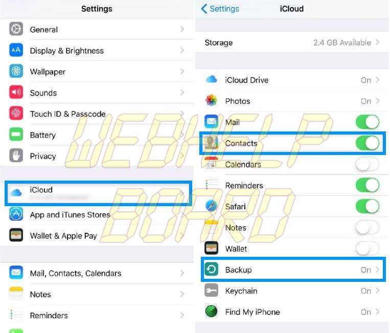 backup-iphone-contacts-to-icloud