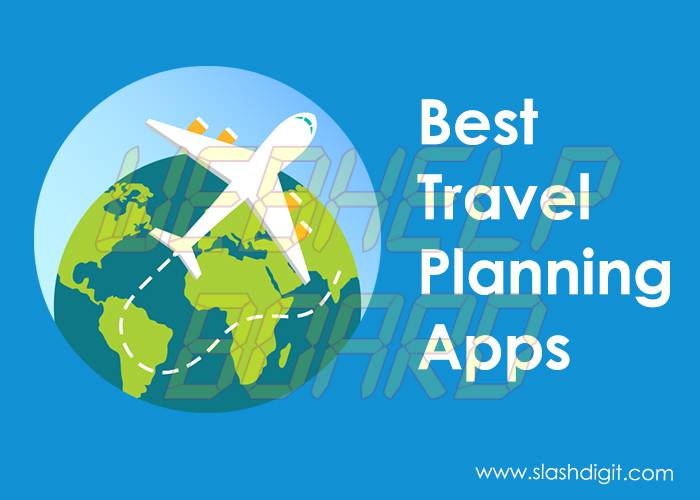 best travel planner apps