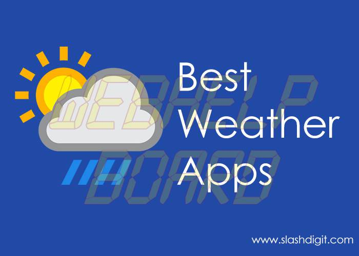 best-weather-apps