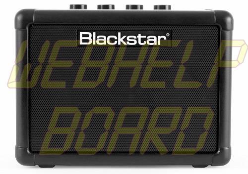Blackstar FLY3 Battery Powered Guitar Amplifier