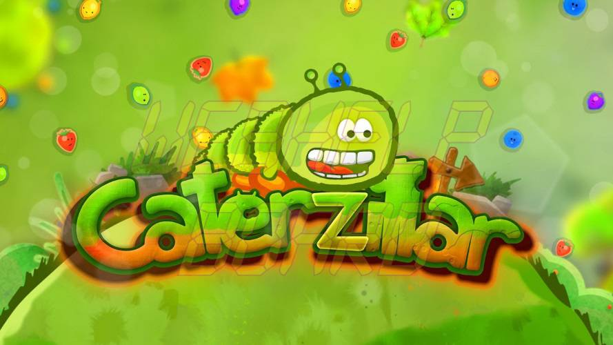 Caterzillar Android Game