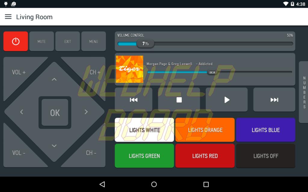 Convierte tu teléfono Android en un control remoto universal con estas aplicaciones-1