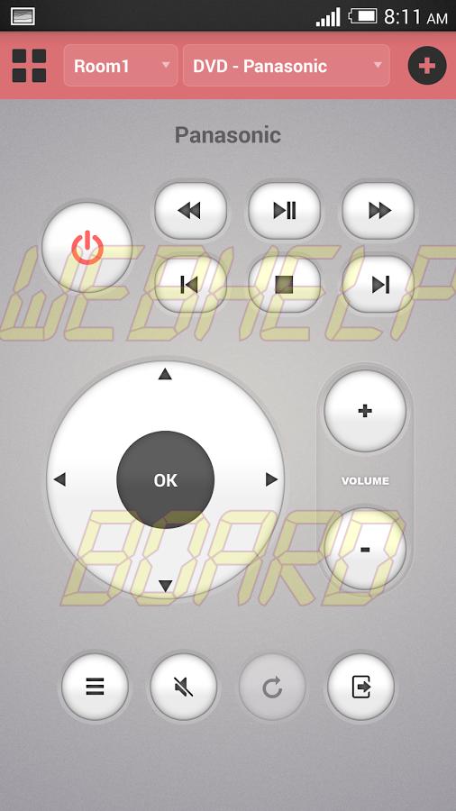 Convierte tu teléfono Android en un control remoto universal con estas aplicaciones-2