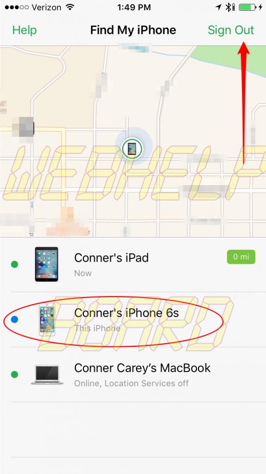 Find My iPhone-2