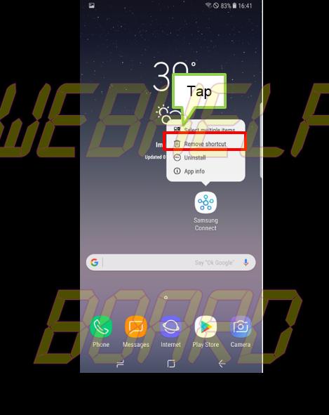 Galaxy Note 8 Home Screen-3