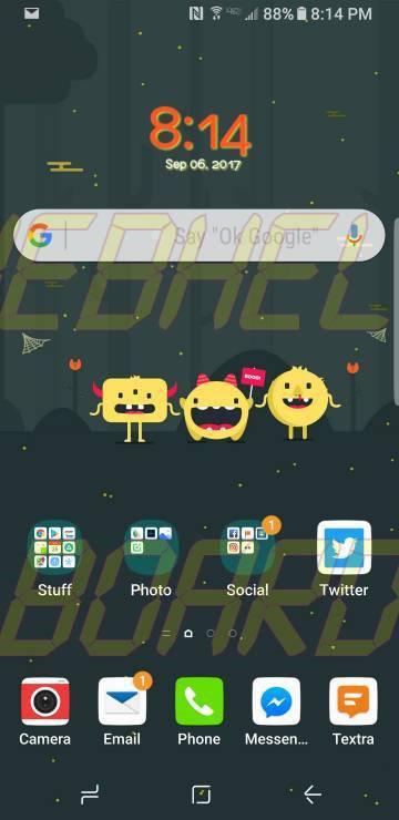 Galaxy Note 8 Home Screen-4