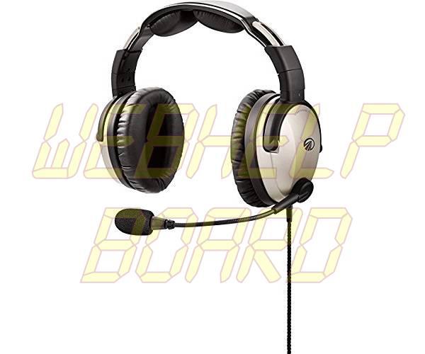 Lightspeed Zulu 3 Aviation Headset