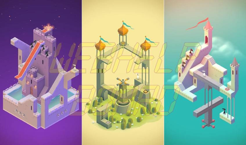 Monument Valley Android Game