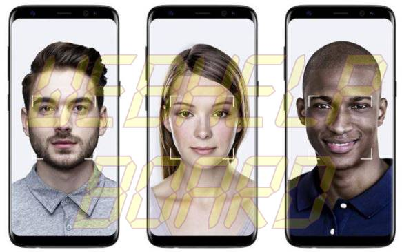 note 8 face recognition