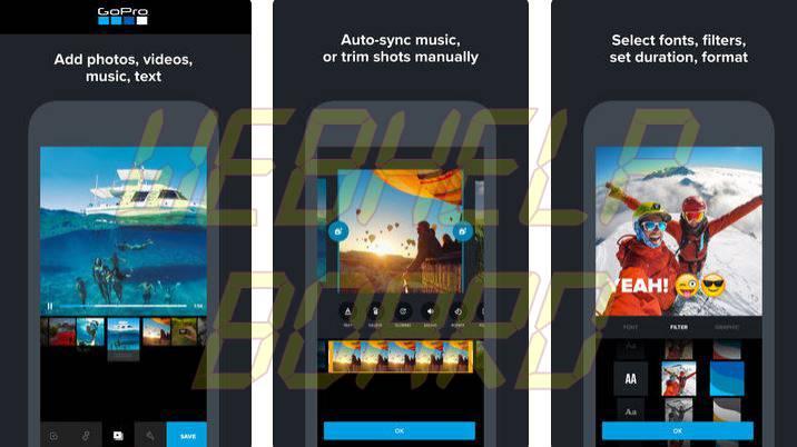 Quik - GoPro Video Editor app