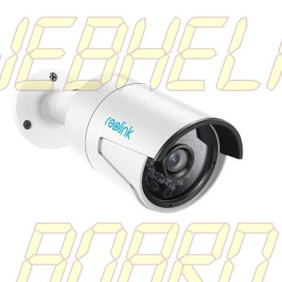 Reolink RLC-410 4MP HD PoE Bullet IP Security Camera