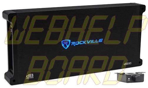 Rockville dB16
