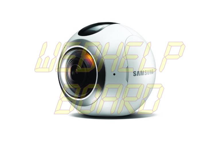 Samsung Gear 360 Degree Spherical Camera