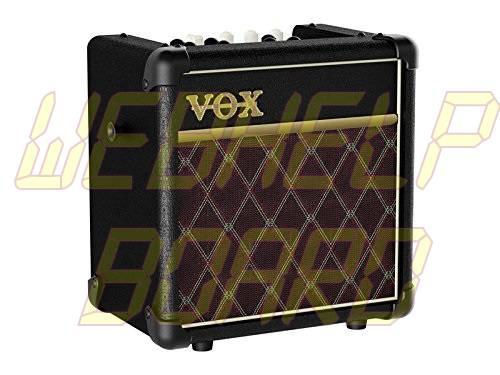 VOX Mini5 Rhythm 5-watt Guitar & Mic Amplifier