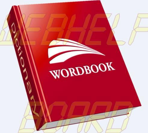 WordBook App