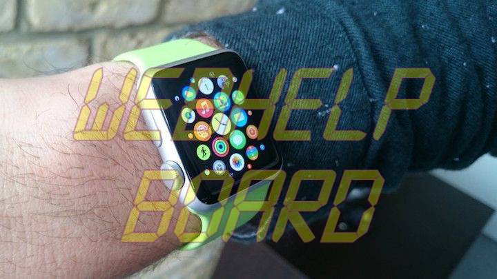 Apple Watch 4 for Left-Handers