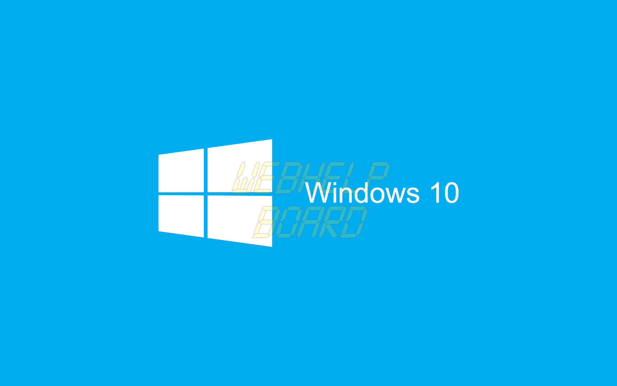 blue wallpaper windows 10 hd 2880x1800 - Dica: ganhe mais espaço no Windows 10