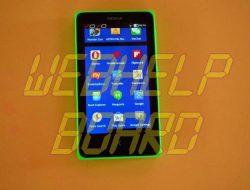 Cómo rootizar Nokia X y obtener acceso a Play Store y Google Now