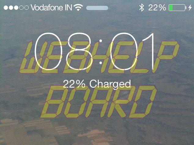 Cómo mejorar la duración de la batería en iOS 7.1