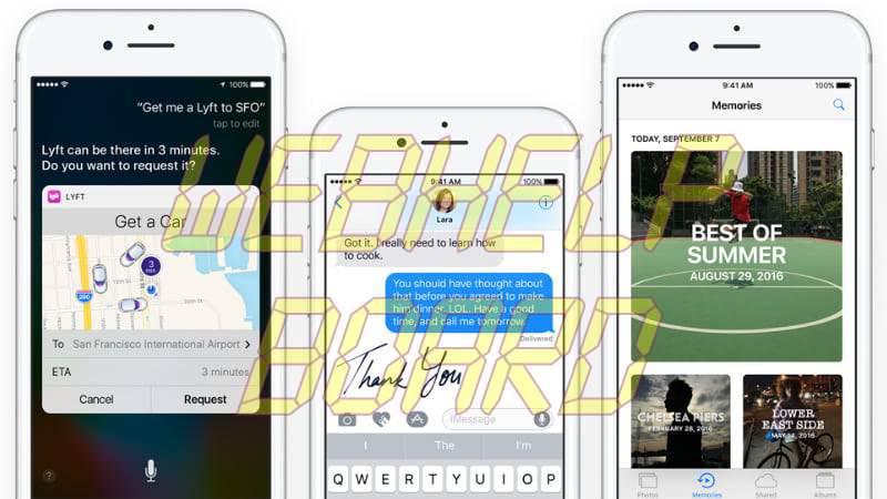 iOS 10: Cómo descargar e instalar en iPhone, iPad, iPod touch