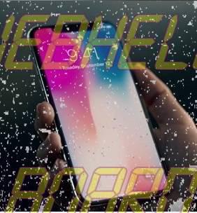 iPhone X Pantalla insensible a bajas temperaturas