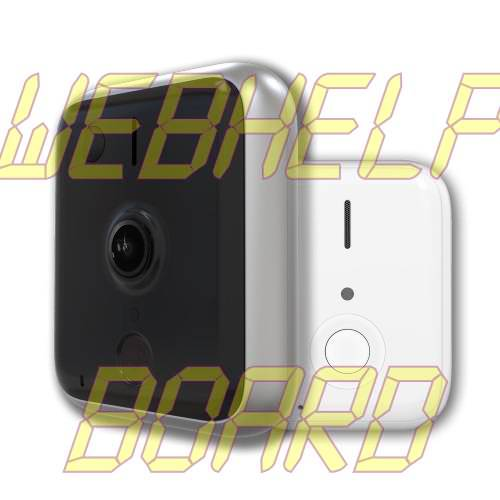 IseeBell Wi-Fi Enabled Video Doorbell
