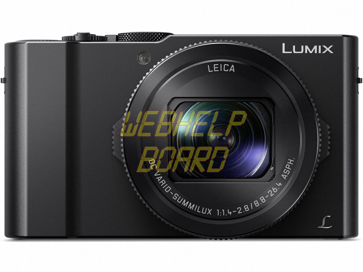 Panasonic LUMIX DMC-LX 10K