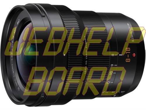 Panasonic Lumix G Leica DG Vario-Elmarit Professional Lens