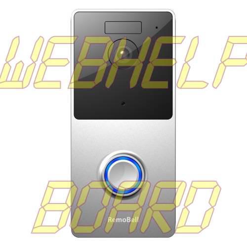 RemoBell WiFi Wireless Video Doorbell