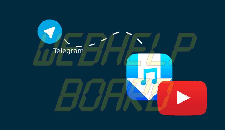 telegram baixar musicas videos - Tutorial: como baixar vídeos do YouTube pelo Telegram