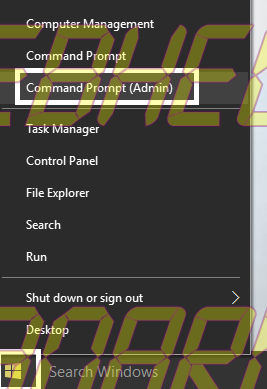 Windows R Command Admin