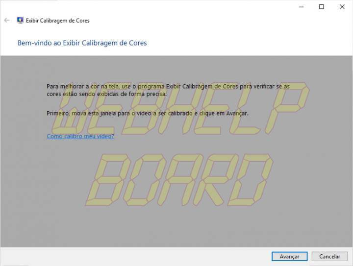 calibrar 720x543 - Como usar vários monitores juntos no Windows 10