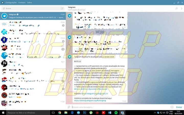 telegram desktop 720x450 - Telegram: aprenda a instalar, criar uma conta e usar o aplicativo